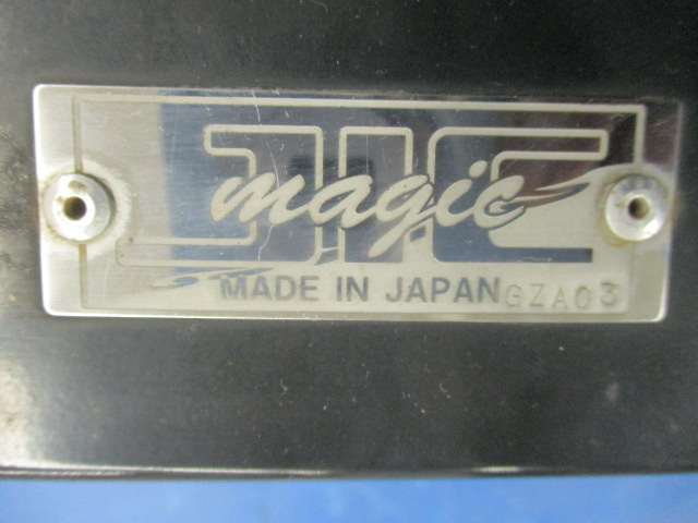 JIC Magic - Used! Palette (MK21S) for rear axle