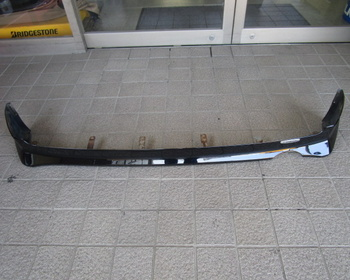 Modulo - GK1 mobilio spike for rear under spoiler