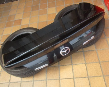 Mazda - RX-8 (SE3P) Genuine trunks