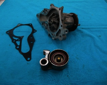 Unknown - Toyota Motor Corporation - Mark? (100 series) Genuine water pump