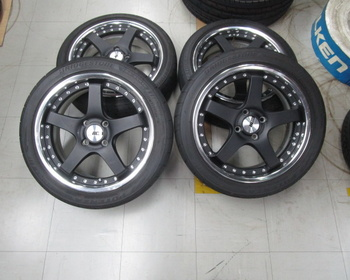 SSR - SP4-R/BS16 inch 4 pieces set
