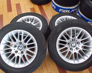 BMW - BMW 5 Series (E39) Genuine / DL16 inch 4pcs